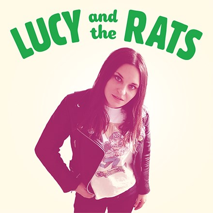 Lucy and the Rats - Lucy and the Rats (Vinyl LP) LDL08457