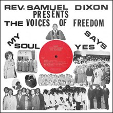 Reverend Sam Dixon - My Soul Say Yes (Vinyl LP) LDD0009