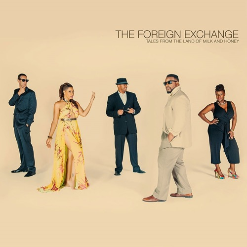 The Foreign Exchange - Tales From The Land Of Milk And Honey (Colored Vinyl 2LP) LDF49412