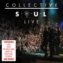 Collective Soul - Live (Vinyl 2LP) LDC99778