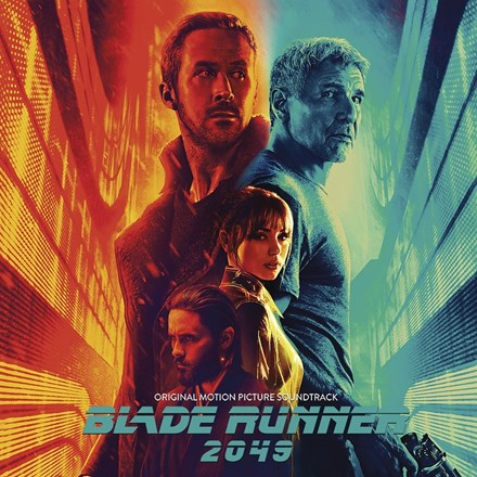 Hans Zimmer and Benjamin Wallfisch - Blade Runner 2049: Soundtrack (Vinyl 2LP) LDZ36410