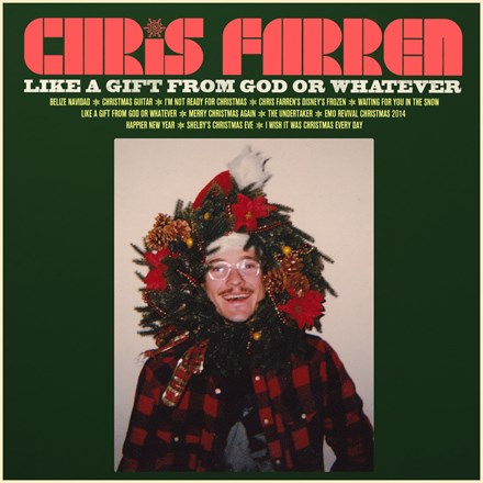 Chris Farren - Like a Gift from God or Whatever (Colored Vinyl LP) LDF32910