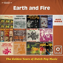 Earth and Fire - The Golden Years of Dutch Pop (180g Import Vinyl 2LP) LIE5998