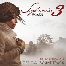 Inon Zur - Syberia 3: Official Soundtrack (Colored Vinyl 2LP) LDZ0032