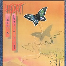 Heart - Dog and Butterfly (Limited Edition 180g Colored Vinyl LP) LDH55557