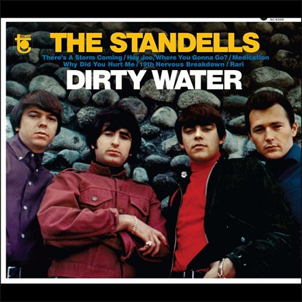 The Standells - Dirty Water (Vinyl LP) LDS54611