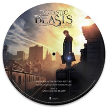 James Newton Howard - Fantastic Beasts and Where to Find Them (Picture Disc Vinyl LP) LDH90452