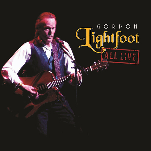 Gordon Lightfoot - All Live (180g Vinyl 2LP) LDL1474