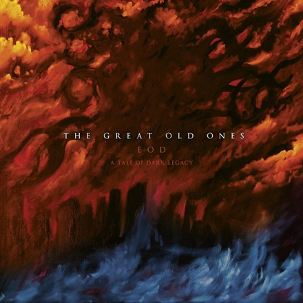 The Great Old Ones - EOD: A Tale of Dark Legacy (Limited Edition Vinyl LP) LDG40316