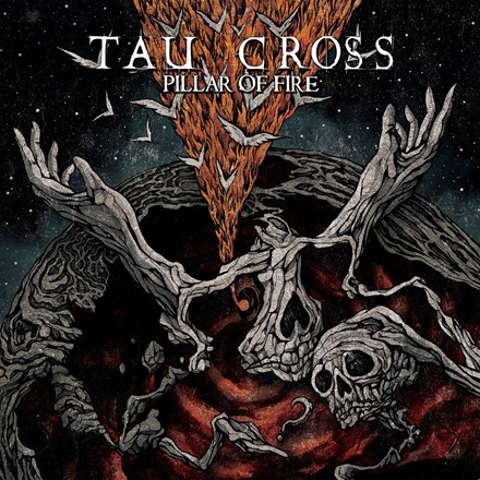 Tau Cross - Pillar of Fire (Vinyl LP) LDT37710