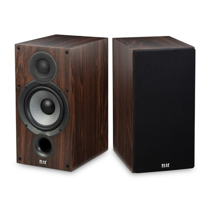 ELAC - Debut 2.0 B6 Bookshelf Speakers AELACDBTB620