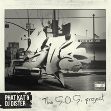 Phat Kat and DJ Dister - The S.O.S. Project (Vinyl LP) LDP25342