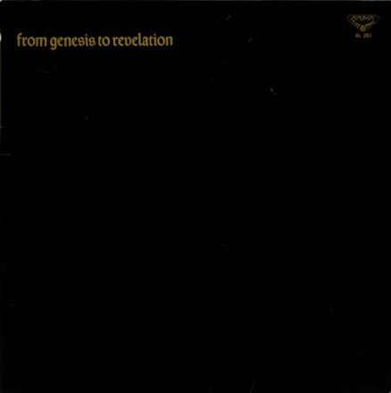 Genesis - From Genesis to Revelation (180g Vinyl LP) LDG89518