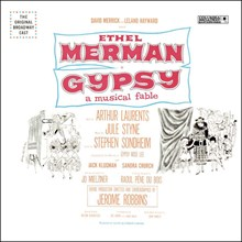 Gypsy: Original Broadway Cast Recording - Various Artists (Vinyl LP) LDG15869