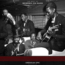 Memphis Jug Band - American Epic: The Best of Memphis Jug Band (180g Vinyl LP) LDM00463