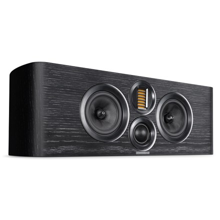 Wharfedale - EVO 4.C Center Channel Speaker AWFEVO4CB