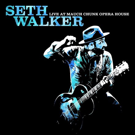Seth Walker - Live at Mauch Chunk Opera House (Vinyl LP) LDW24976