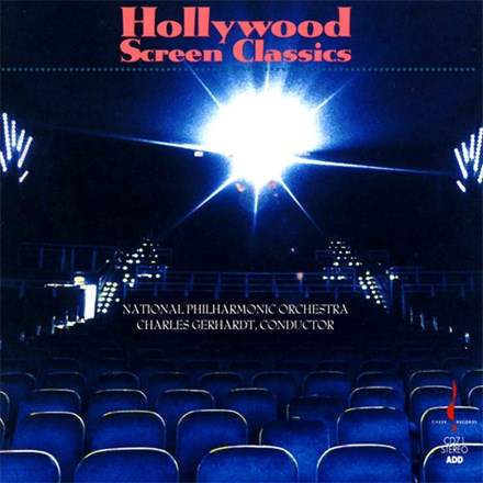 National Philharmonic Orchestra - Hollywood Screen Classics (Limited Edition 180g Vinyl LP) LDN07117