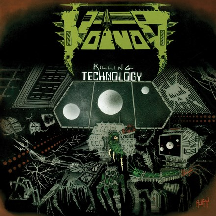 Voivod - Killing Technology (Vinyl LP) LDV80879