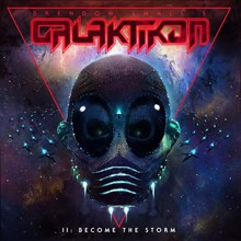 Brendon Small (Dethklok) - Galaktikon II: Become the Storm (Picture Disc Vinyl LP) * * * LDS24587
