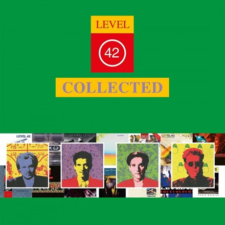 Level 42 - Collected (Limited Edition 180g Import Vinyl 2LP) LIL10241