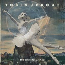 Tobin Sprout - The Universe and Me (Vinyl LP) LDS51712