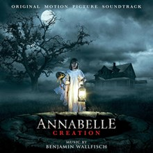 Benjamin Wallfisch - Annabelle Creation: Original Soundtrack (Colored Vinyl LP) LDW55179