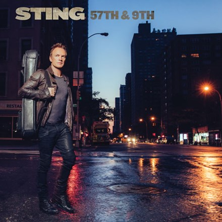 Sting - 57th and 9th (Vinyl LP) LDS17745