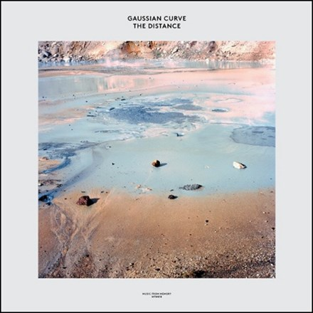 Gaussian Curve - The Distance (Import Vinyl LP) LIG51191
