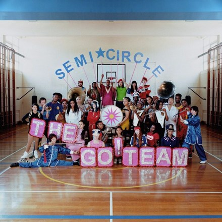 The Go! Team - Semicircle (Vinyl LP) LDG97888