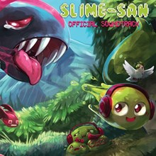 Slime-san: Official Soundtrack - Various Artists (180g Colored Vinyl 2LP) LDS02250