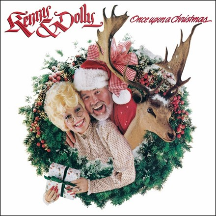 Kenny Rogers and Dolly Parton - Once upon a Christmas (Limited Edition 180g Colored Vinyl LP) LDR30701