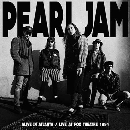 Pearl Jam - Alive in Atlanta: Fox Theatre 1994 (Vinyl 2LP) LDP05261