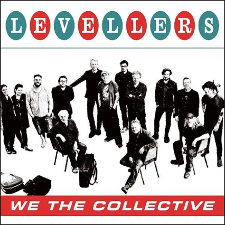 Levellers - We the Collective (Vinyl LP) LDL35954
