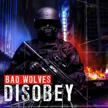 Bad Wolves - Disobey (Vinyl 2LP) LDB030317