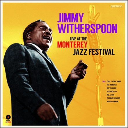 Jimmy Witherspoon - At the Monterey Jazz Festival (180g Import Vinyl LP) LIW0909