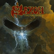 Saxon - Thunderbolt (Colored Vinyl LP) LDS27287
