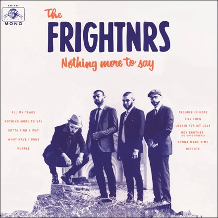 The Frightnrs - Nothing More To Say (Vinyl LP) LDF04214