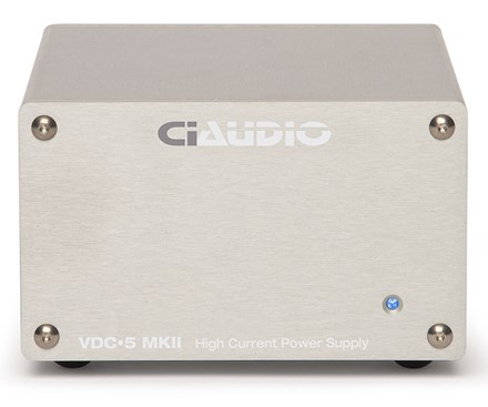 CIAudio - VDC-5 MkII Power Supply ACIAVDC52
