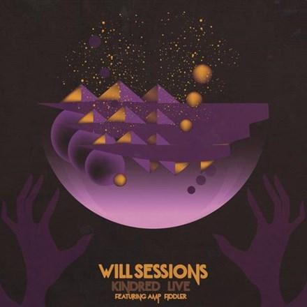 Will Sessions - Kindred Live (Colored Vinyl LP) LDS83713