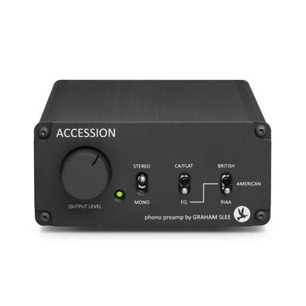 Graham Slee - Accession Phono Preamp AGSLEEACSNB