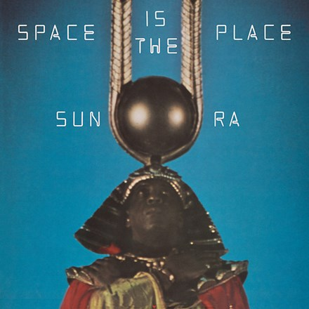 Sun Ra - Space Is The Place (Colored Vinyl LP) LDS63013