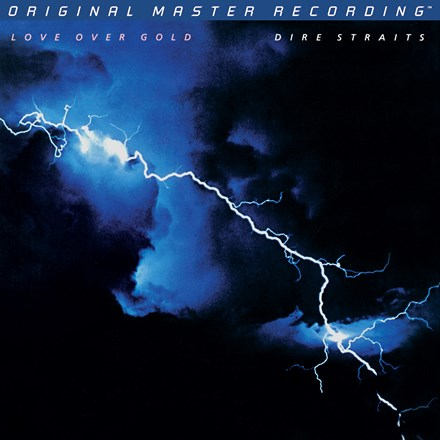 Dire Straits - Love Over Gold (Numbered Edition Hybrid SACD) CMFSA2187