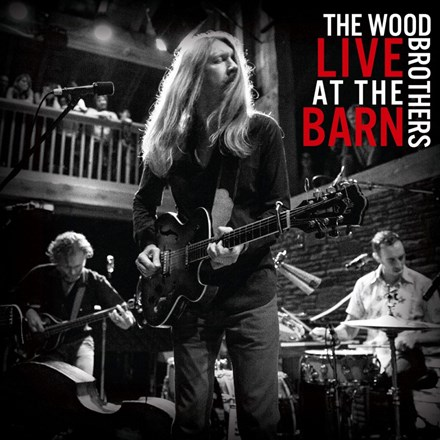 The Wood Brothers - Live at the Barn (Vinyl LP) LDW39006