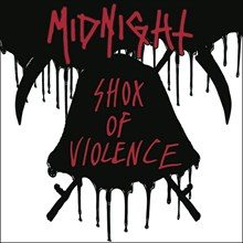 Midnight - Shox of Violence (Vinyl LP) LDM61222