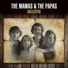 Mamas and  the Papas - Collected (180g Import Colored Vinyl 2LP) LIM7265