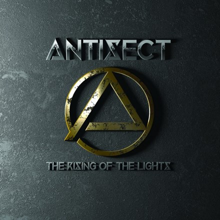 Antisect - The Rising of the Lights (180g Vinyl LP) LDA63636