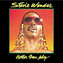 Stevie Wonder - Hotter Than July (Vinyl LP) * * * LDW78399