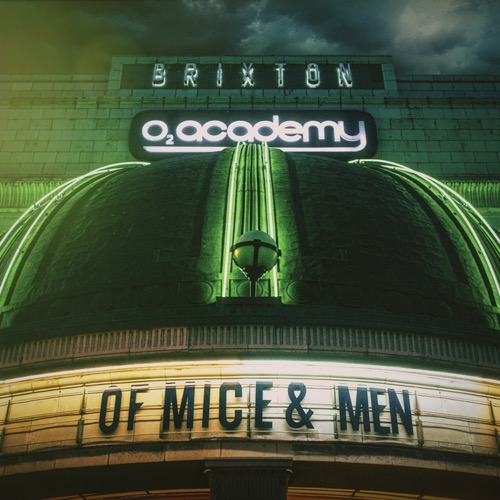 Of Mice and Men -  Live at Brixton (Vinyl 2LP + DVD) LDO27938