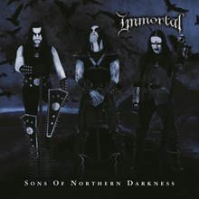 Immortal - Sons of Northern Darkness (Colored Vinyl 2LP) LDI82523